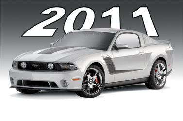 Roush 2011 Ford Mustang lineup announced