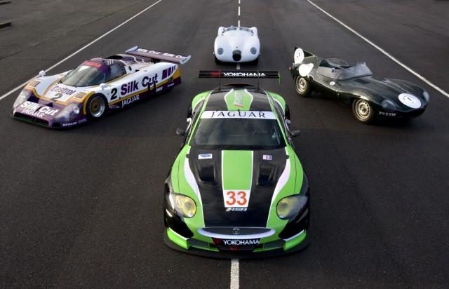 Video: Jaguar Celebrates 75th Anniversary With Return to ...