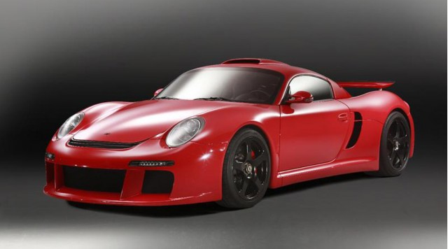 Lotus F1 Owner Buys Into Ruf Automobile