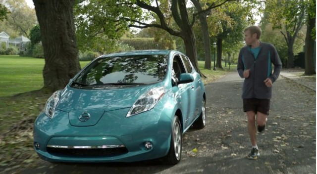 2012 Nissan Leaf Gets Even Cheaper Now 139month Lease