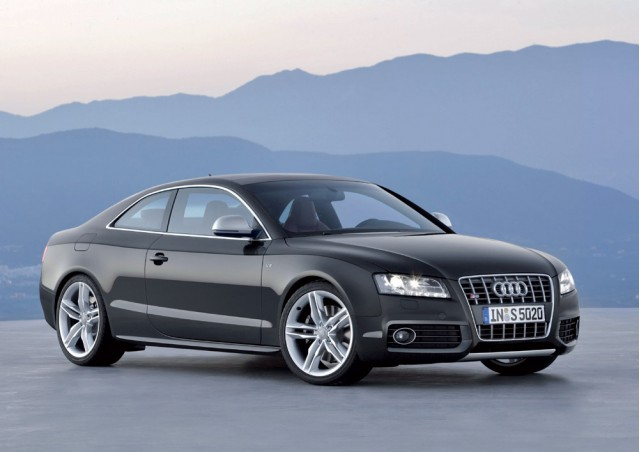 Official Details For The New Audi AS Coupe - Audi official