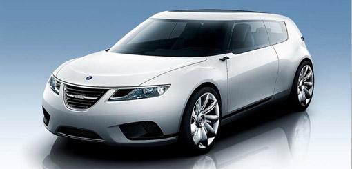 Saab 9-X BioHybrid concept revealed