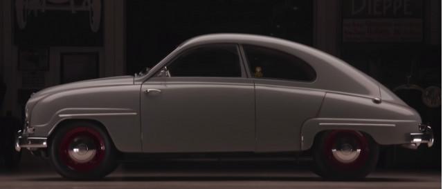 1958 Saab 93 on Jay Leno's Garage