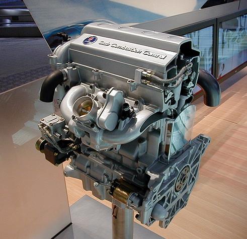 Saab Combustion Control Concept