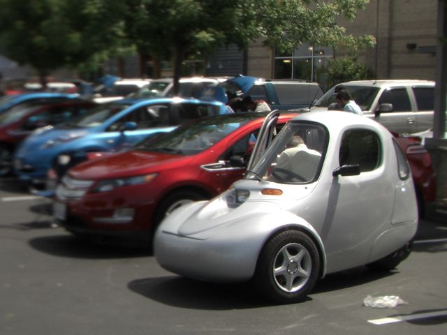 Sacramento Electric Vehicle Gathering, June 18, 2011