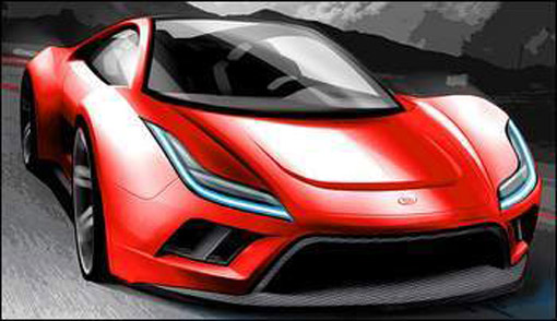Saleen S5S Raptor Concept headed to New York