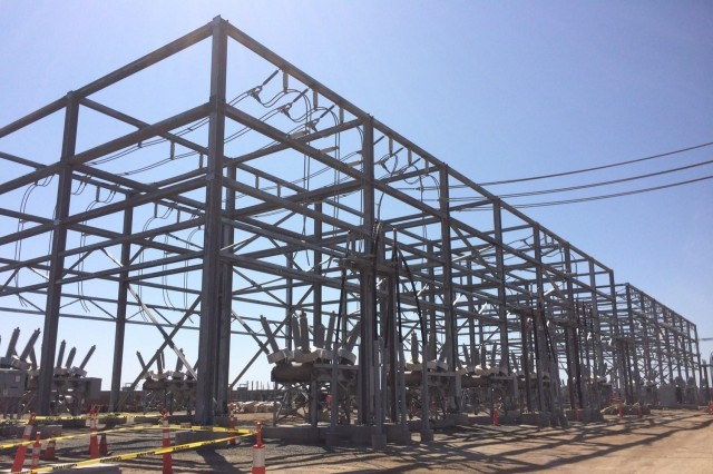 San Diego Gas & Electric substation