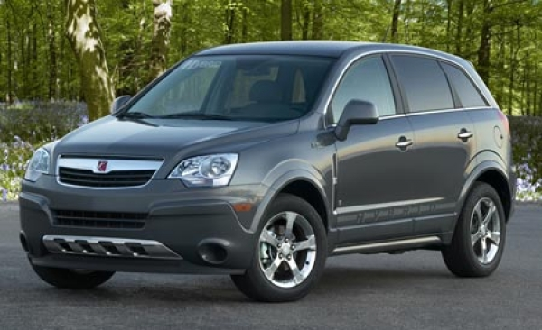 Saturn Vue Two Mode Hybrid