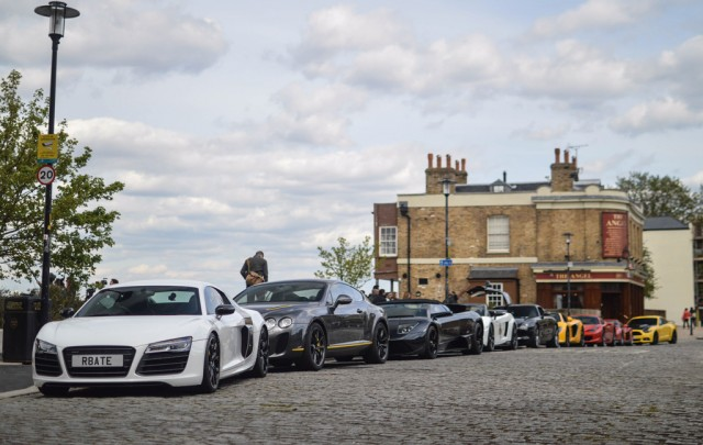 Scene from Supercar Dating: Test Drive Your Date