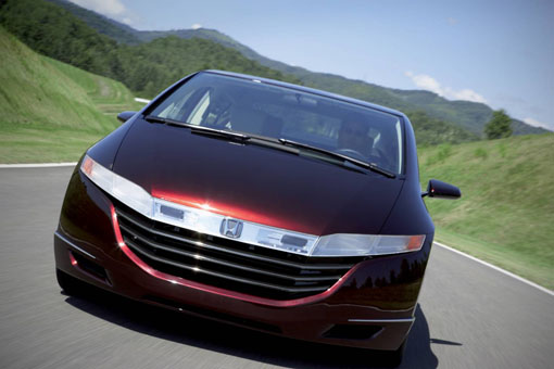 Scientists Name Honda As The Greenest Car Company