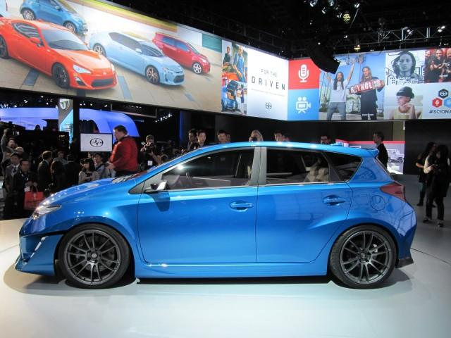 Scion iM Concept at 2014 Los Angeles Auto Show