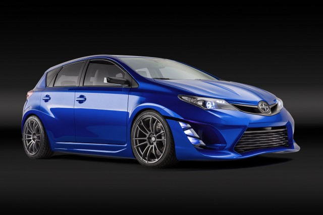 Scion iM Concept to be shown at 2014 Los Angeles Auto Show