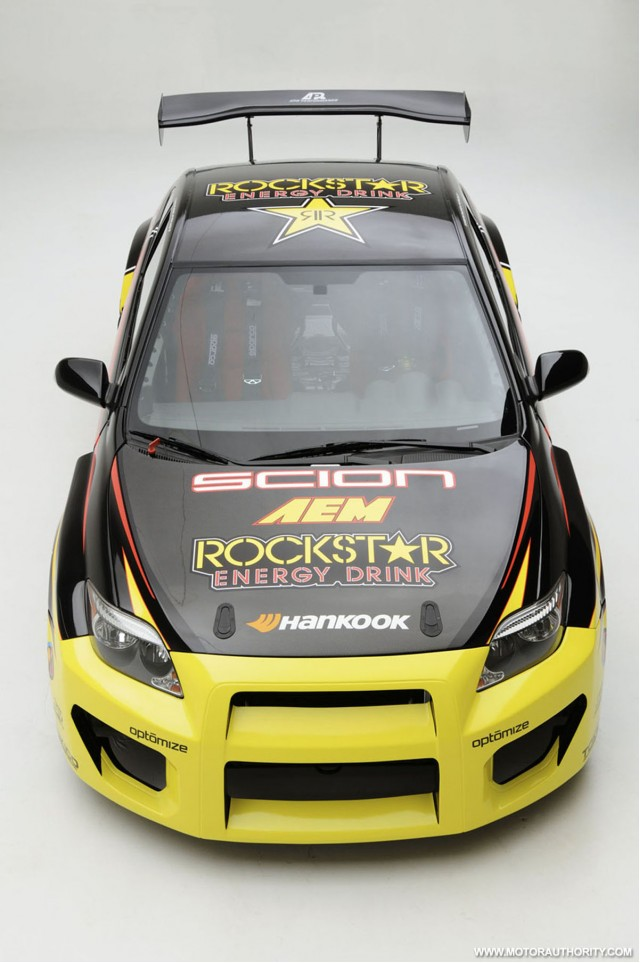 scion tc rockstart d1 drift car 007