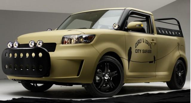 Scion xB L-Con City Safari Pickup Concept