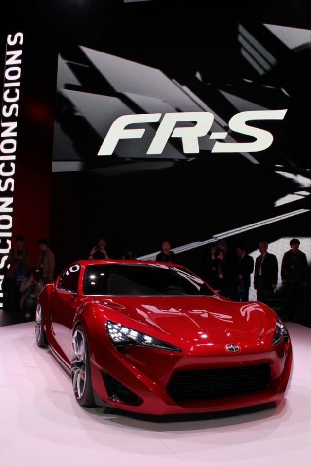 2011 Scion FR-S Concept