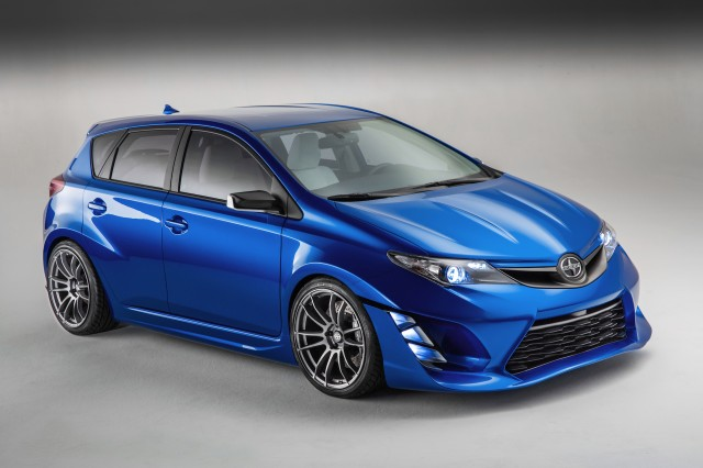 Scion iM concept, 2014 Los Angeles Auto Show