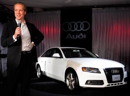 Scott Keogh Explains Why Audi Is The Only One Making Money