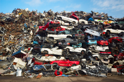 Cash For Clunkers >> The Government Is Going To Seize And CRUSH YOUR CAR!!!
