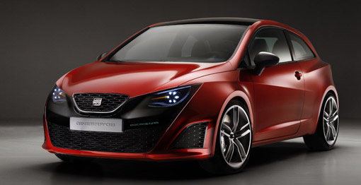 Seat Reveals New Model Plan Through 2010 New Suv And Ibiza Cupra