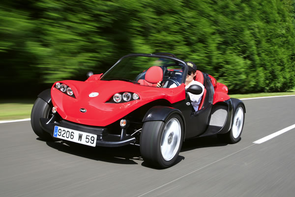 tiny secma f16 roadster offers unique french take on track day toy. Black Bedroom Furniture Sets. Home Design Ideas