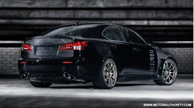 2008 lexus is f review, ratings, specs, prices, and photos - the car
