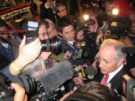 Senator Corker Goes To Detroit