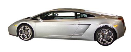 Shaquille O Neal S Stretched Lamborghini Gallardo