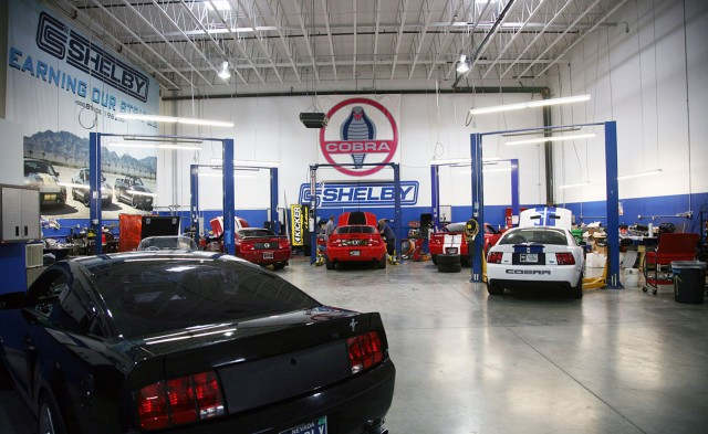 Shelby American Speed Shop - Image: Mustangs Daily