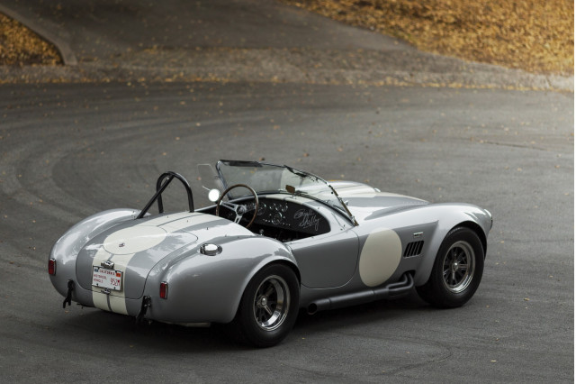 this original shelby cobra 427 should fetch millions at auction. Black Bedroom Furniture Sets. Home Design Ideas