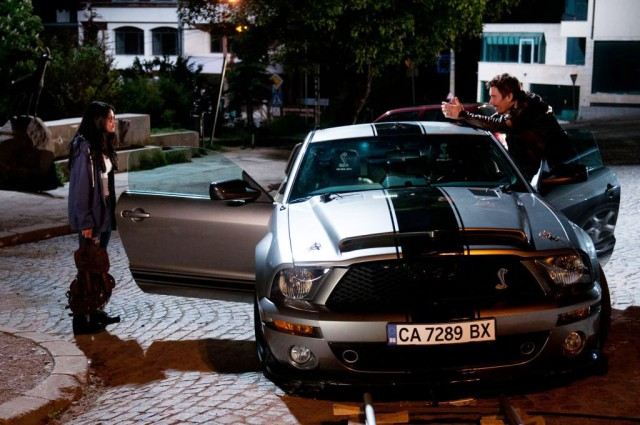 Shelby GT500 Super Snake in the movie 'Getaway'