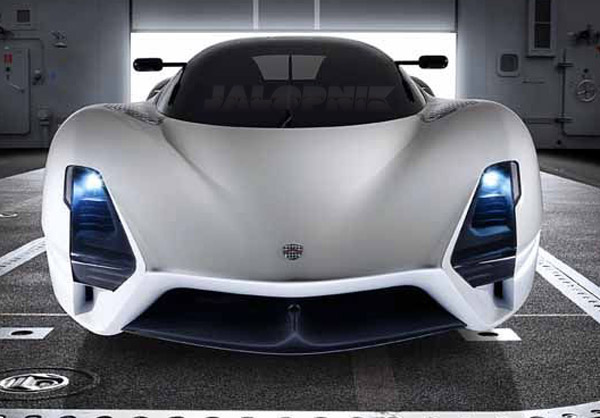 Shelby Supercars second-gen Ultimate Aero leak