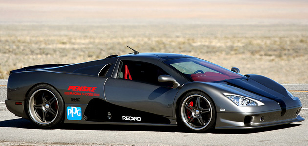 eBay watch: World's fastest production car up for sale