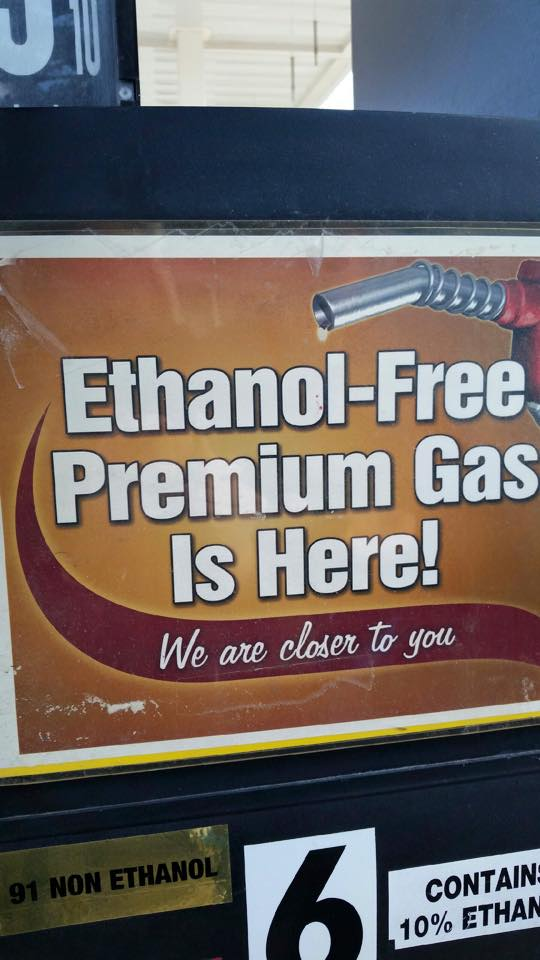 Non Ethanol Gas Near Me >> E10 Is Less Corrosive Than Ethanol Free Gasoline Research Says