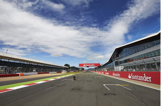 Silverstone, home of the Formula One British Grand Prix