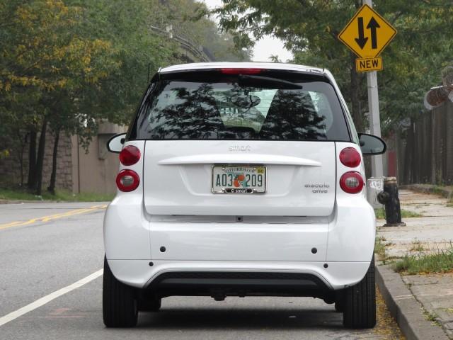 2013 Smart Electric Drive, Brooklyn, NY