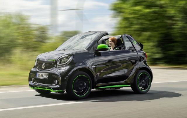 2018 Smart ForTwo Electric Drive details released before Paris Motor ...