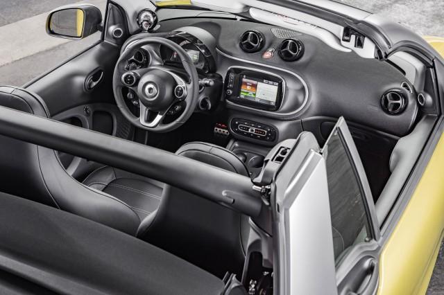 New Smart ForTwo Cabrio