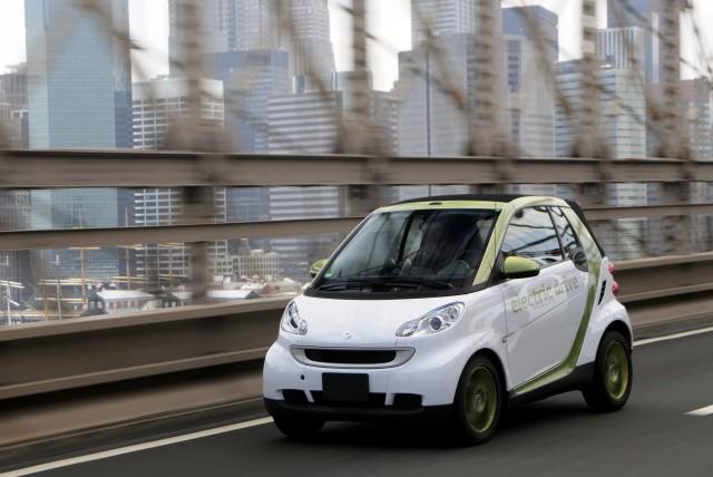 2011 Smart electric drive