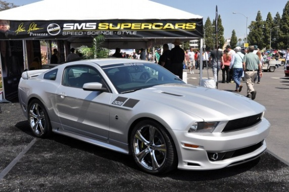 SMS Supercars Label Mustangs