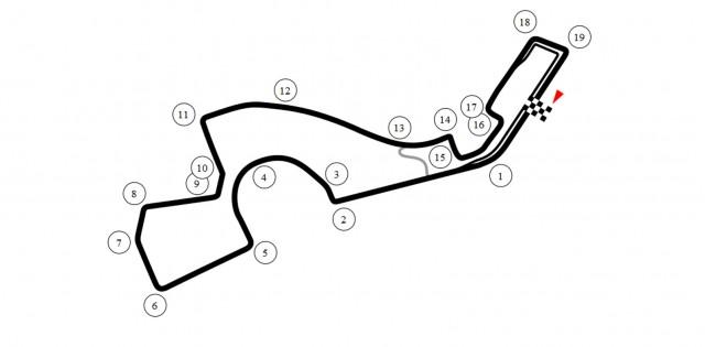Sochi Olympic Park Circuit