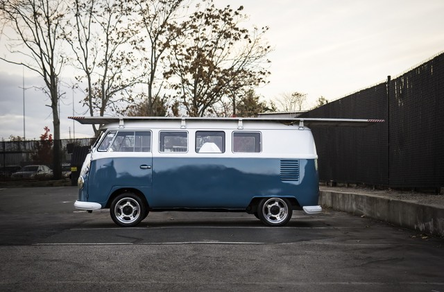 Solar Ed Electric 1966 Volkswagen Bus Owned By Daniel Theoblad