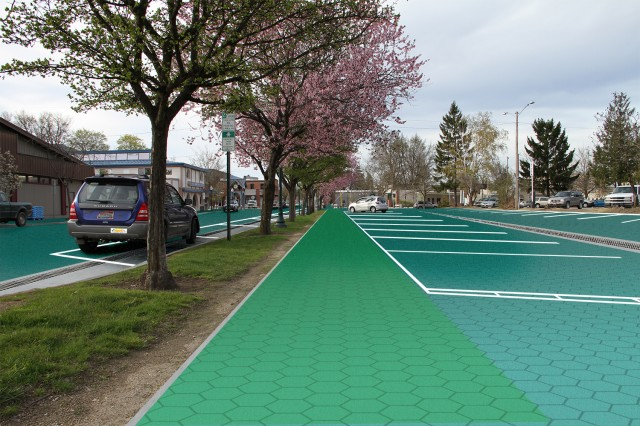 Solar Roads Coming To Route 66 Via Photovoltaic Pavers