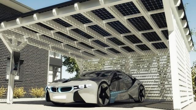 Solarwatt Carport System
