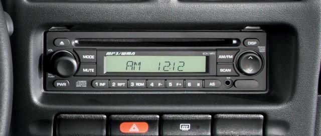 sound system in 2016 Nissan Tsuru (Mexico)