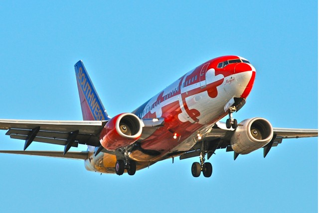 Southwest Airlines Boeing 737 (Image: Flickr user Aero Icarus, used under CC license)