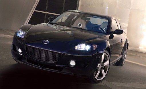 Nissan 350z Black Special edition Mazda ...