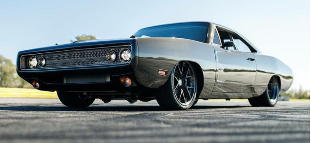 "Speedkore ""Evolution"" 1970 Charger"
