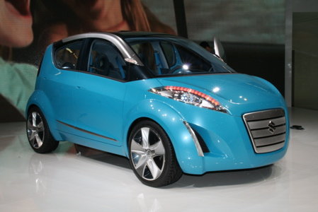 Paris Suzuki Splash Concept