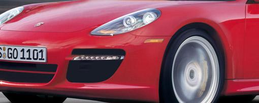 Spy video: 2010 Porsche Panamera