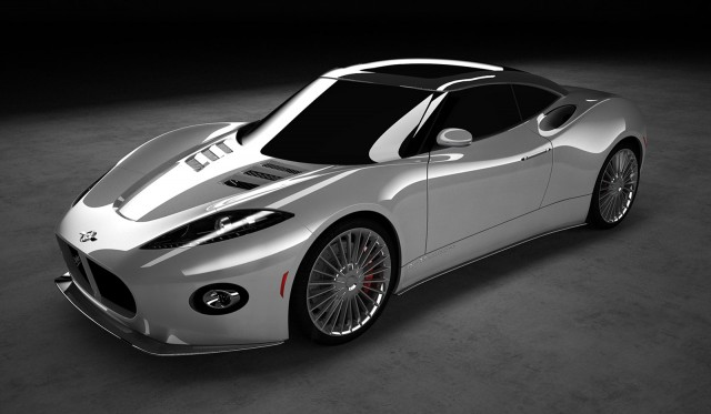 Spyker B6 Venator (production-spec)